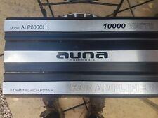 Auna 1000 Watt 6 Channel High Power Car Amp