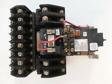 Square D 12 pole lighting contactor 8903 LX01200