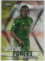 2018 Topps Stadium Club MLS Soccer Special Forces #SF-15 Diego Chara