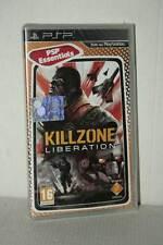 KILLZONE LIBERATION GIOCO NUOVO SIGILLATO SONY PSP EDIZIONE ITALIANA ML3 52905