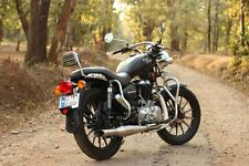 Red Rooster Performance Exhaust - Royal Enfield Thunderbird 500/350-Matte finish