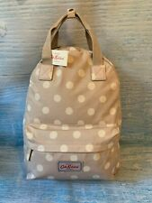 Cath Kidston Backpack / Rucksack Button Spot Fawn- SALE-  GIFT