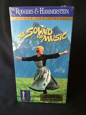 Roger & Hammerstein THE SOUND OF MUSIC- VHS- Audio Casstte Included-NEW