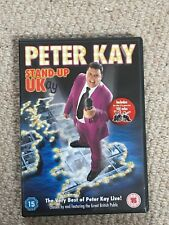 PETER KAY - STAND UP UKay - THE VERY BEST OF PETER KAY LIVE  - DVD