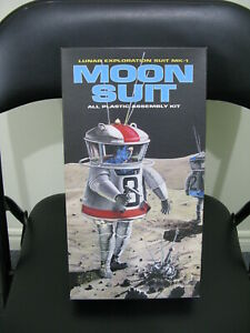 Monarch Models Prototype BOX ONLY: THE MOON SUIT