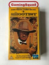 The Shootist VHS Video Retro, Supplied by Gaming Squad