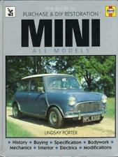 MINI,COOPER,TRAVELLER,CLUBMAN,1275,CITY,HL HAYNES RESTORATION MANUAL 1959-1990