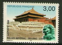 TIMBRE 3173 NEUF XX LUXE - PALAIS IMPERIAL DE PEKIN - CHINE