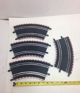 SCX 1/43 Compact (4) Outer Curve Track Pieces SCX70070