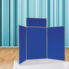Premium Exhibition Display Stand - Large Table Top Show Board - 2-3 DAY DELIVERY