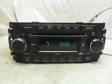 04 05 06 07 08 09 10 Chrysler Dodge Jeep Radio Cd  Aux Input P05064171AK QMS01