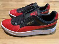 puma gv special JR size 7y Black-Red