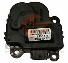 Genuine GM Chevrolet Pontiac Buick Cadillac Heater Blend Door Actuator 22754988