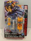 2017 Transformers POTP - Prime Master - Alpha Trion w/ Landmine Armor - New/ MOC