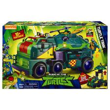Rise of The Teenage Mutant Ninja Turtles - Turtle Tank Playset - TUAB6000 - NEW