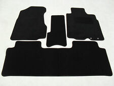 Honda CR-V Automatic 2001-2006 Fully Tailored Deluxe Car Mats in Black