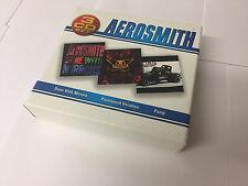 Aerosmith -   RARE GERMAN PRESSINGS 3 CD SET BOX MINT/NMINT