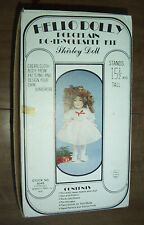 NEW PORCELAIN HELLO DOLLY SHIRLEY DOLL KIT– FREE SHIPPING
