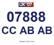 07888 CC AB AB  - Gold Easy Memorable Business Platinum VIP UK Mobile Numbers