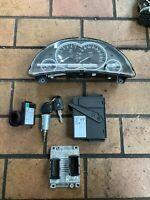 Opel Corsa C Unité Kit Compte-Tours Anti-démarrage Codé Clé 0261207962