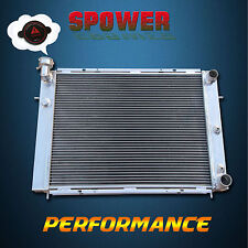 52MM Aluminum Radiator For Holden Commodore Estate VL RB30 6cyl AT  Have Sensor