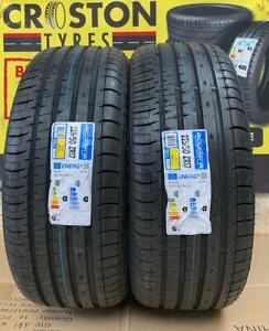 2 X 225/50ZR17 98W XL ACCELERA  C/C RATINGS  BRAND premium quality Tyres 2PCS