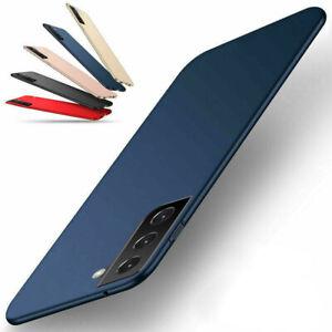 For Samsung Galaxy S21 A32 A51 A52 A40 A71 S20 Ultra-thin Hard Phone Case Cover