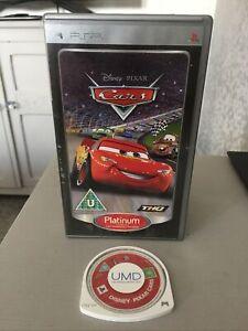 Sony Psp Rare Game . Disney Pixar Cars