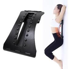 Magnetic Back Massage Stretcher Lumbar Support Spine Pain Relief Safety