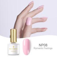 6ml BORN PRETTY UV Gel Nail Polish Varnish  Series BP-NP08 Romantic Feelings