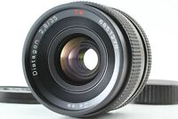 [TOP MINT] Contax Carl Zeiss Distagon 35mm F2.8 MMJ Lens CY C/Y Mount From Japan