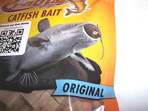 10 oz Catfish Bait Original Stays ON Hook No Mess Cat Fishing Trotline Limb Line