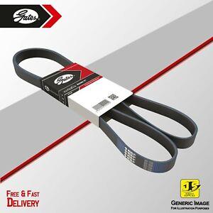 Fits NISSAN MAXIMA MICRA ROVER V-Ribbed Belts 4PK728 Gates Micro-V