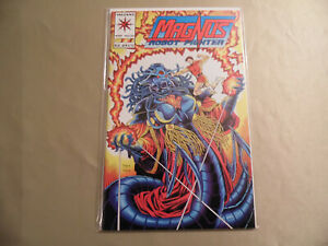Magnus Robot Fighter #22 (Valiant 1993) Free Domestic Shipping