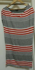 Miss Sixty Striped Tunic Top - Small