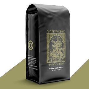 Valhalla Java - World's Strongest Coffee Organic : 12 oz. Whole Bean Coffee