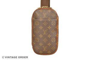 Louis Vuitton Monogram Pochette Gange Shoulder Bag M51870 - YH00020