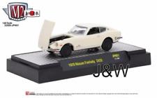 M2 Nissan Fairlady Z Z432 240Z 1970 White 32500-JPN01 1/64