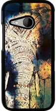 Case For Htc One Mini 2 - Aztec Elefant Drawing g|x