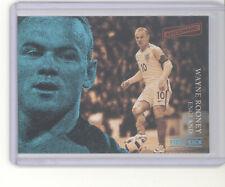 Wayne Rooney card 2016-17 Panini Aficionado First Kick case hit #141 NM England