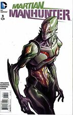 MARTIAN MANHUNTER #3 DC COMICS 1:25 ERIC CANETE VARIANT COVER! NM OR BETTER!