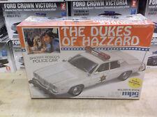 Vintage MPC Dukes of Hazard Sheriff Rosco's Police Car F/S.1-0663 1982
