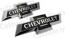 Grill/Tailgate Centennial 100 Bowtie Emblem Fits 16-19 Chevrolet Silverado Set