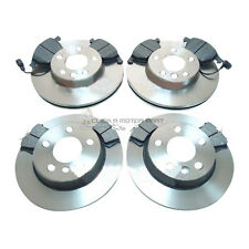 SEAT ALHAMBRA S & SE 1.8 & 2.0 1994-2000 FRONT AND REAR BRAKE DISCS & PADS SET