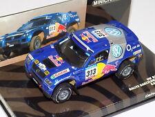 1/43 Minichamps Volkswagen Race Touareg #313 Bercelona Dakar 2005 436 055313