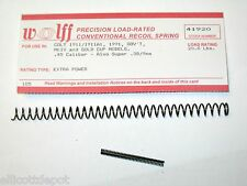 """WOLFF™  """"EXTRA POWER"""" 20 LBS RECOIL SPRING fits m1911/A1.45ACP """"+P"""" PISTOL Auto"""