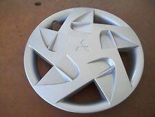 "97 98 99 Mitsubishi Eclipse Hubcap Rim Wheel Cover Hub Cap 14"" OEM USED 57558"