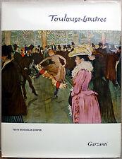 Douglas Cooper (Testo di), Toulouse-Lautrec, Ed. Garzanti, 1969
