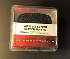 Official Sony Bluetooth Wireless Keypad for PS3 NEW