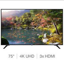 "Toshiba 75U6763DB 75"" 4K UHD LED LCD ULTRA HD TV SMART TELEVISION"